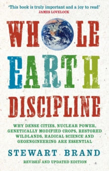 Whole Earth Discipline, Paperback Book
