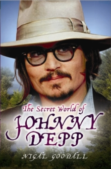Secret World of Johnny Depp, Paperback Book