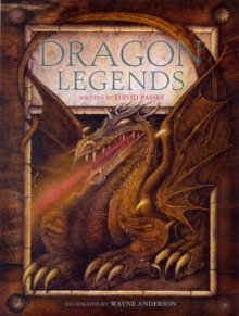 Dragon Legends, Paperback Book