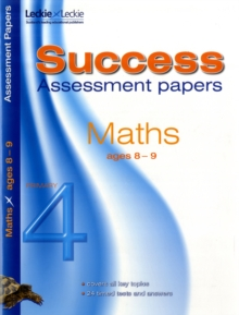 8-9 Mathematics Assessment Success Papers, Paperback Book