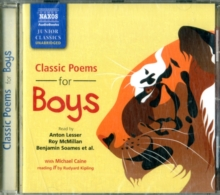 Classic Poems for Boys, CD-Audio Book