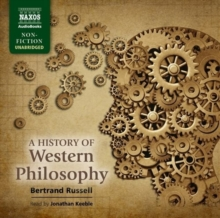 The History of Western Philosophy, CD-Audio Book