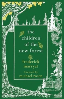 The Children of the New Forest, Paperback Book