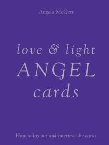 Love and Light Angel Cards, Mixed media product Book