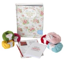 The Crochet Tin Book, Mixed media product Book