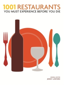 1001 Restaurants : You Must Experience Before You Die, Paperback Book