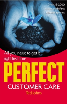 Perfect Customer Care, Paperback Book