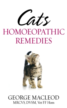 Cats : Homoeopathic Remedies, Paperback Book