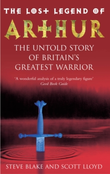 The Lost Legend Of Arthur, Paperback Book