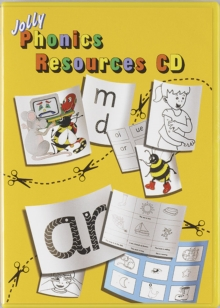 Jolly Phonics Resources CD, CD-ROM Book