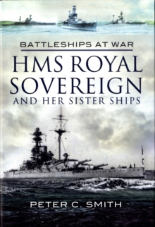 HMS Royal Sovereign and Her Sister Ships, Hardback Book
