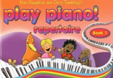 PLAY PIANO REPERTOIRE BOOK 1, Paperback Book