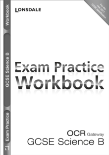 OCR Gateway Science B : Exam Practice Workbook, Paperback Book
