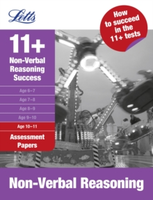 Non-Verbal Reasoning Age 10-11 : Assessment Papers, Paperback Book