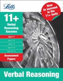 Verbal Reasoning Age 6-7 : Assessment Papers, Paperback Book