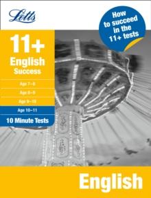English Age 10-11 : 10-Minute Tests, Paperback Book