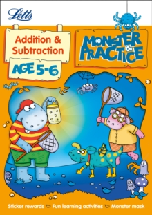 Addition and Subtraction Age 5-6, Paperback Book