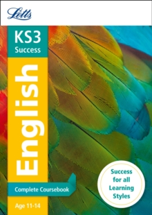 KS3 English Complete Coursebook, Paperback Book