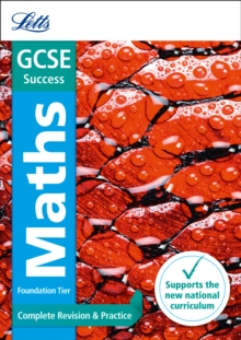 GCSE Maths Foundation Complete Revision & Practice, Paperback Book