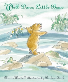 Well Done, Little Bear, Paperback Book