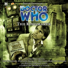 The Kingmaker, CD-Audio Book