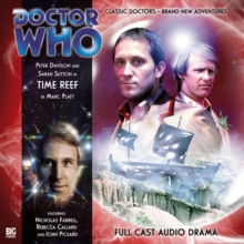 Time Reef, CD-Audio Book