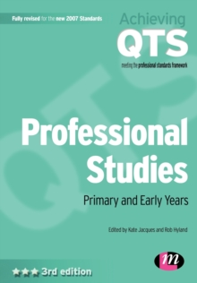 Professional Studies: Primary and Early Years, Paperback Book