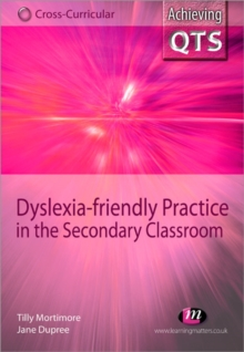 Dyslexia-friendly Practice in the Secondary Classroom, Paperback Book