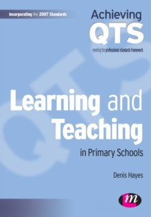 Learning and Teaching in Primary Schools, Paperback Book
