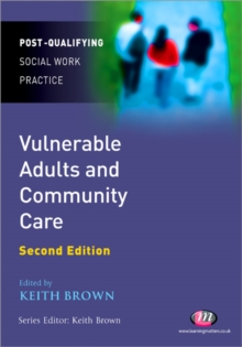 Vulnerable Adults and Community Care, Paperback Book