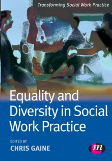 Equality and Diversity in Social Work Practice, Paperback Book
