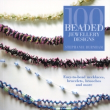 100 Beaded Jewellery Designs, Paperback Book