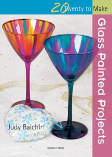 Glass Painted Projects, Paperback Book
