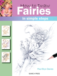 How to Draw: Fairies, Paperback Book