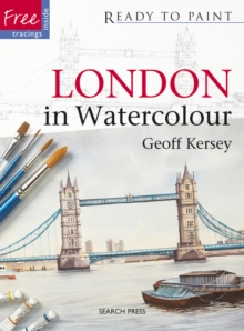 London in Watercolour, Paperback Book