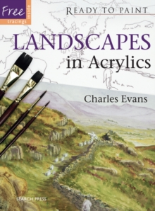 Landscapes in Acrylics, Paperback Book