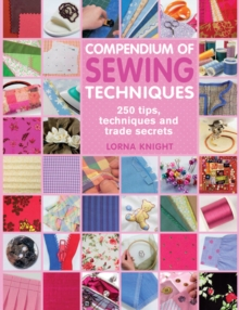 Compendium of Sewing Techniques, Paperback Book
