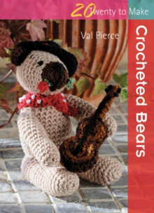 Crocheted Bears, Paperback Book