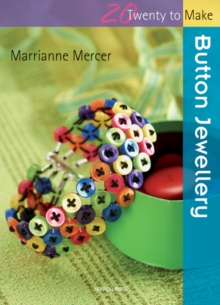 Button Jewellery, Paperback Book