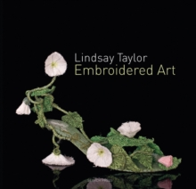 Embroidered Art, Hardback Book