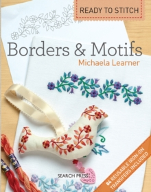 Ready to Stitch: Borders & Motifs, Paperback Book