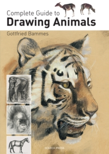 Complete Guide to Drawing Animals, Paperback Book