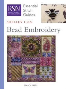 Bead Embroidery : Essential Stitch Guides, Spiral bound Book