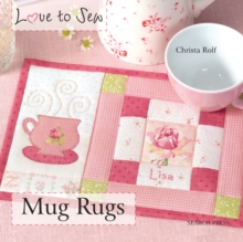 Love t Mug Rugs, Paperback Book