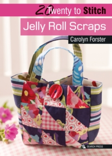 Jelly Roll Scraps, Paperback Book