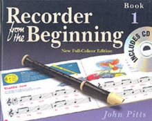 Recorder from the Beginning : Pupil's Book Bk. 1, Paperback Book