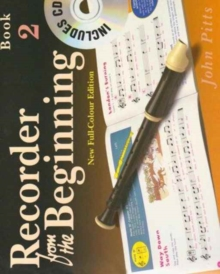 Recorder from the Beginning : Pupil Book Bk. 2, Paperback Book
