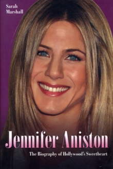 Jennifer Aniston, Hardback Book