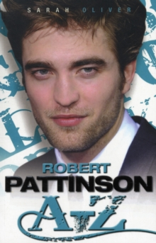 Robert Pattinson A-Z, Paperback Book