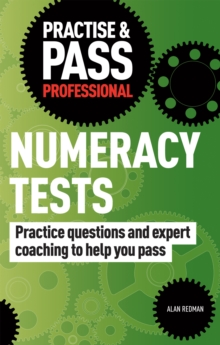 Practise & Pass Professional: Numeracy Tests, Paperback Book